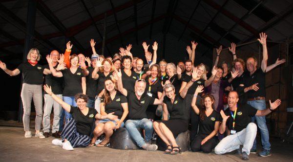 Vrijwilligers team 2019